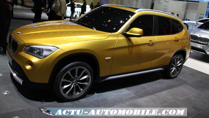 BMW X1 Concept car