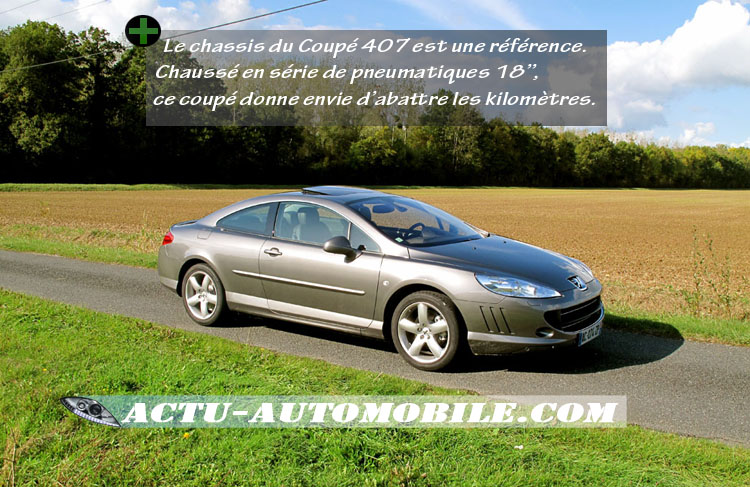Peugeot 407 Coupé