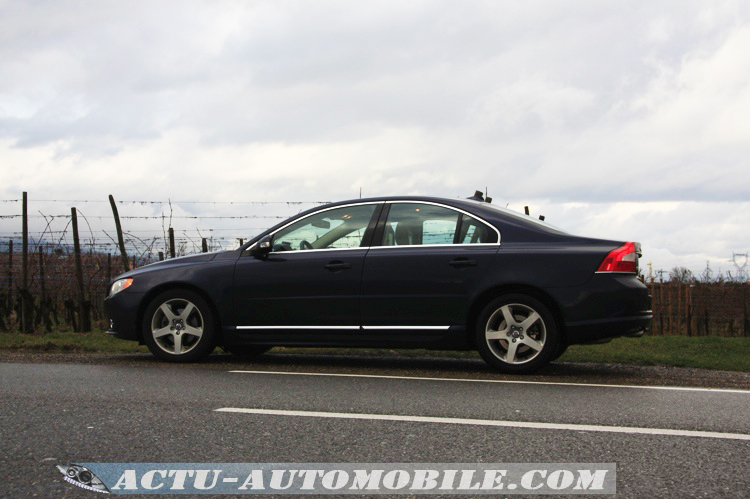 Volvo S80 D5 Geartronic