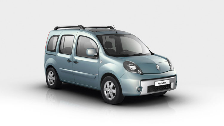 Renault Kangoo TomTom