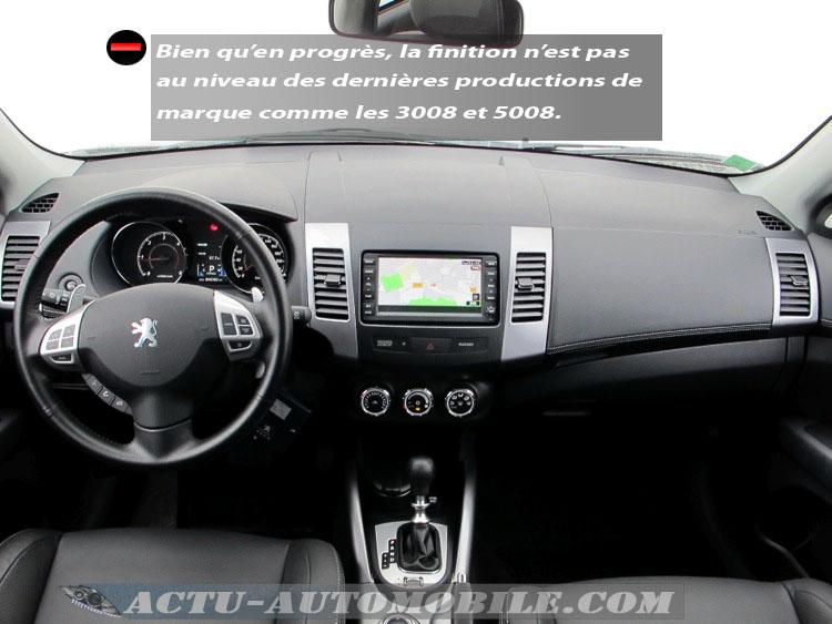 Peugeot 4007 HDI DCS6 Feline