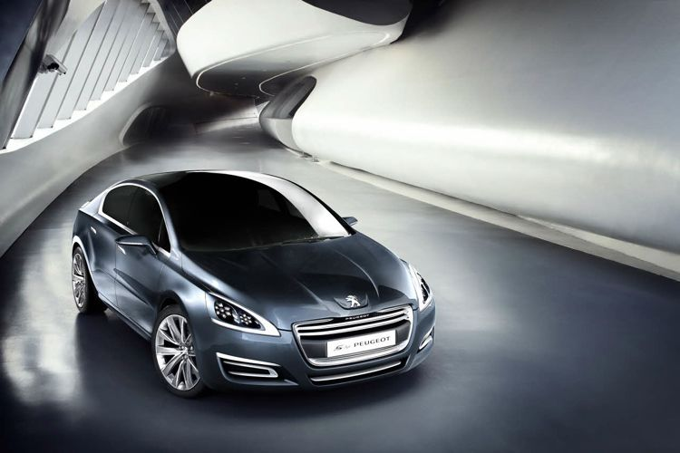 5 by Peugeot