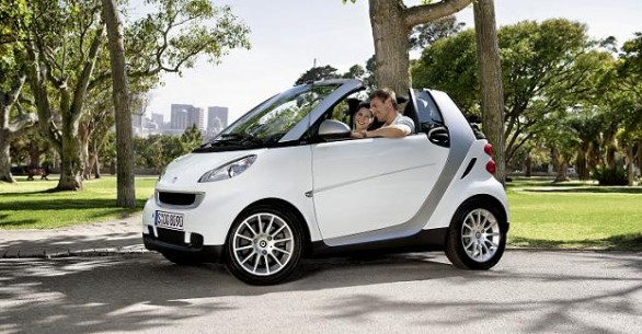 Smart Fortwo CDi 86g 2010