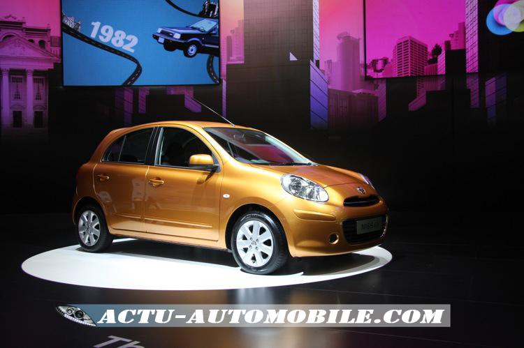Nissan Micra 2010