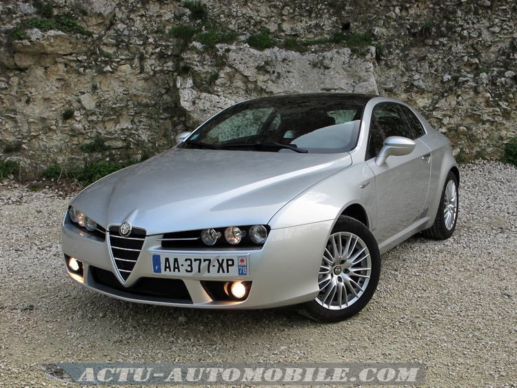 photos alfa romeo brera actu automobile. Black Bedroom Furniture Sets. Home Design Ideas