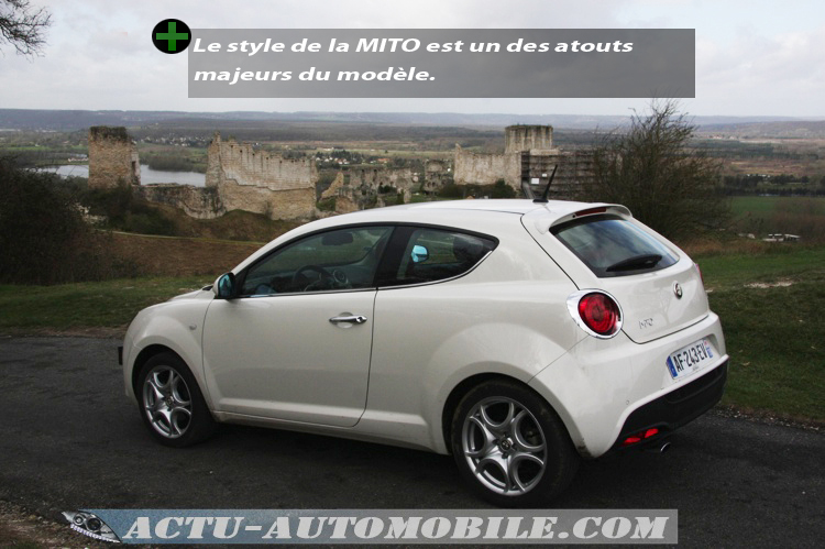 essai alfa romeo mito selective multi air 135 ch actu automobile. Black Bedroom Furniture Sets. Home Design Ideas