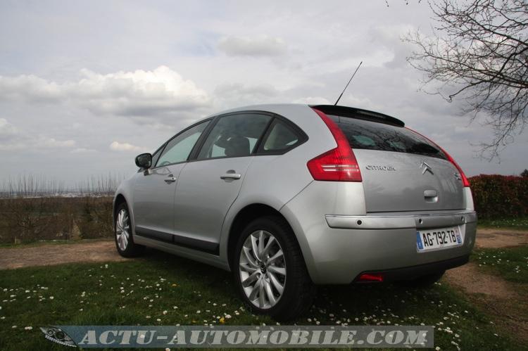 Citroën C4 Exclusive HDI 140