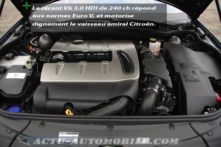 Citroën C6 V6 HDI