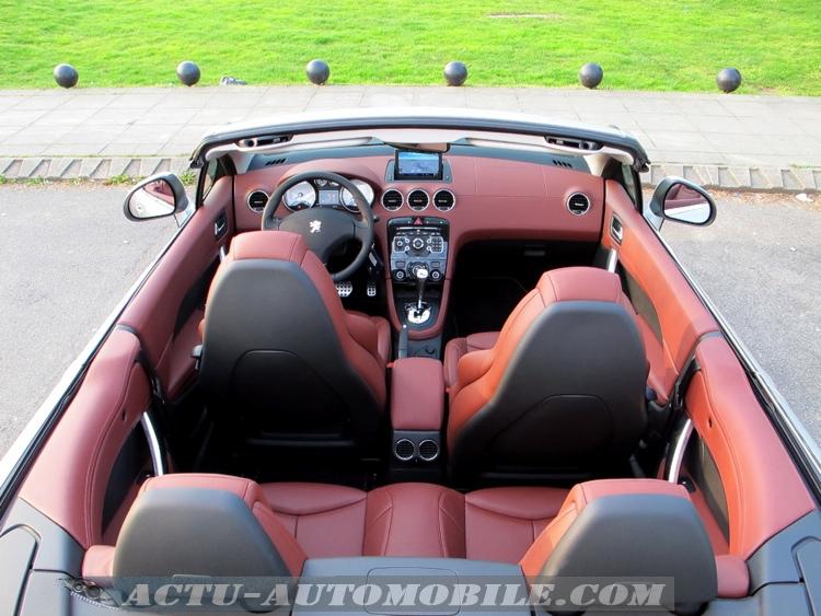 Peugeot 308 CC THP 156 BVA