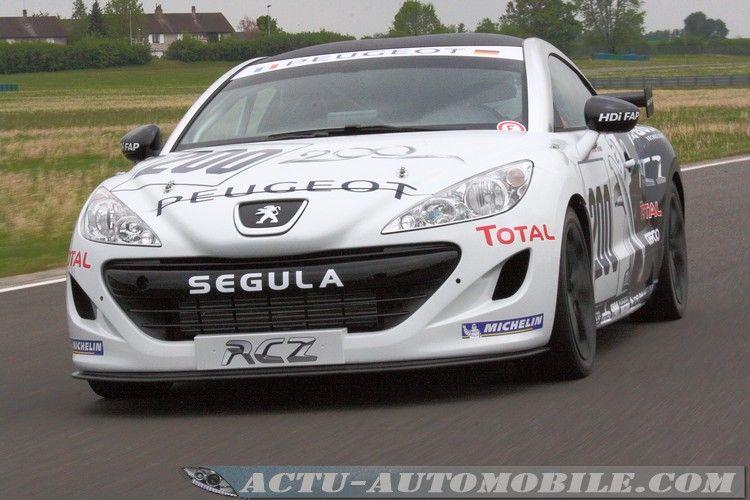 Peugeot RCZ HDI 200 ans