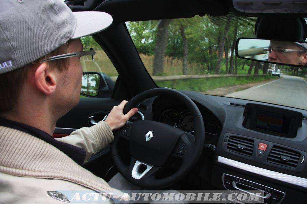 Nouvelle Renault Mégane CC