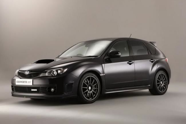 Subaru Impreza STI CS400