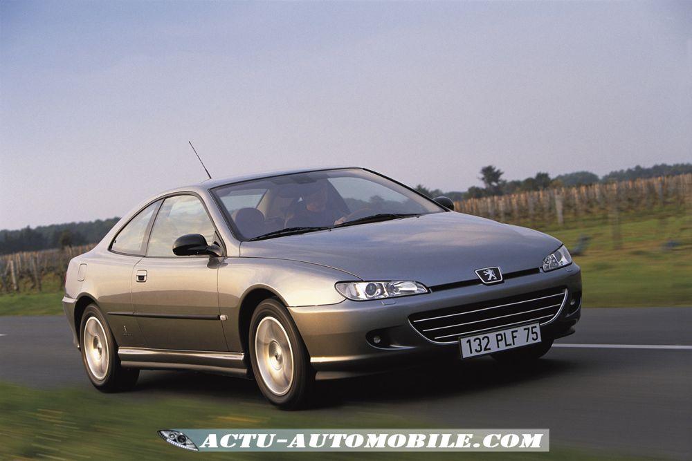 406 Coupé 2003