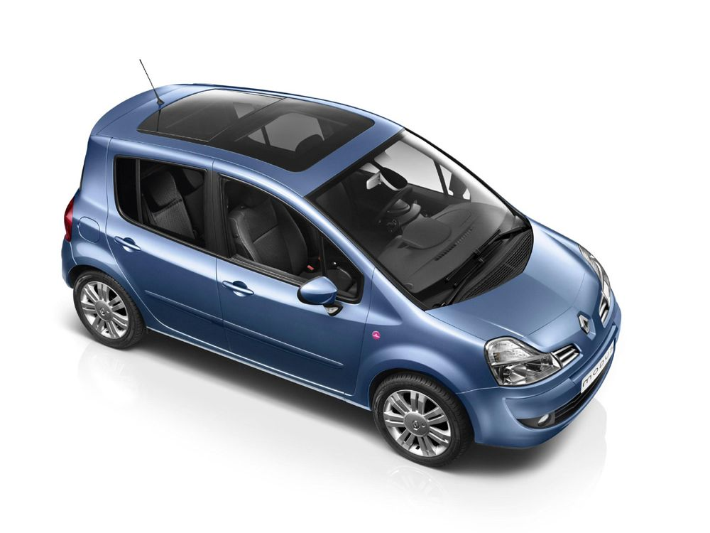 Renault Modus Evian Masters