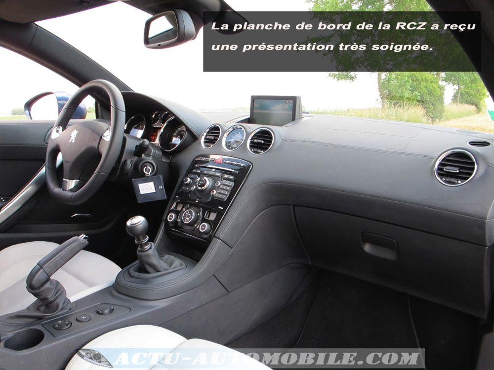 Peugeot RCZ HDI 163