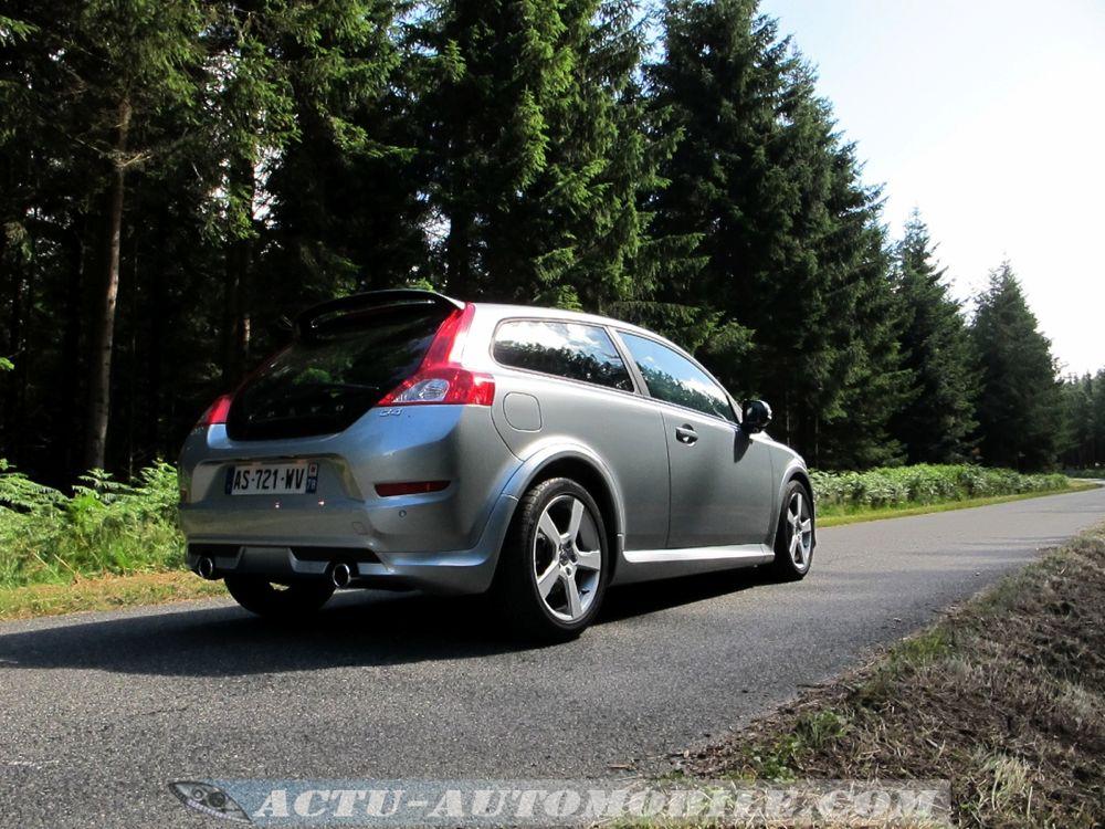 Volvo C30 D4