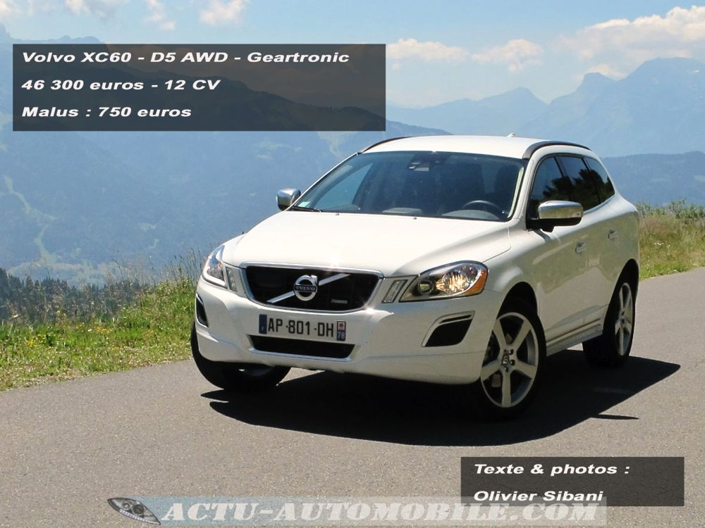 essai volvo xc60 d5 awd r design geartronic l ange gardien actu automobile. Black Bedroom Furniture Sets. Home Design Ideas
