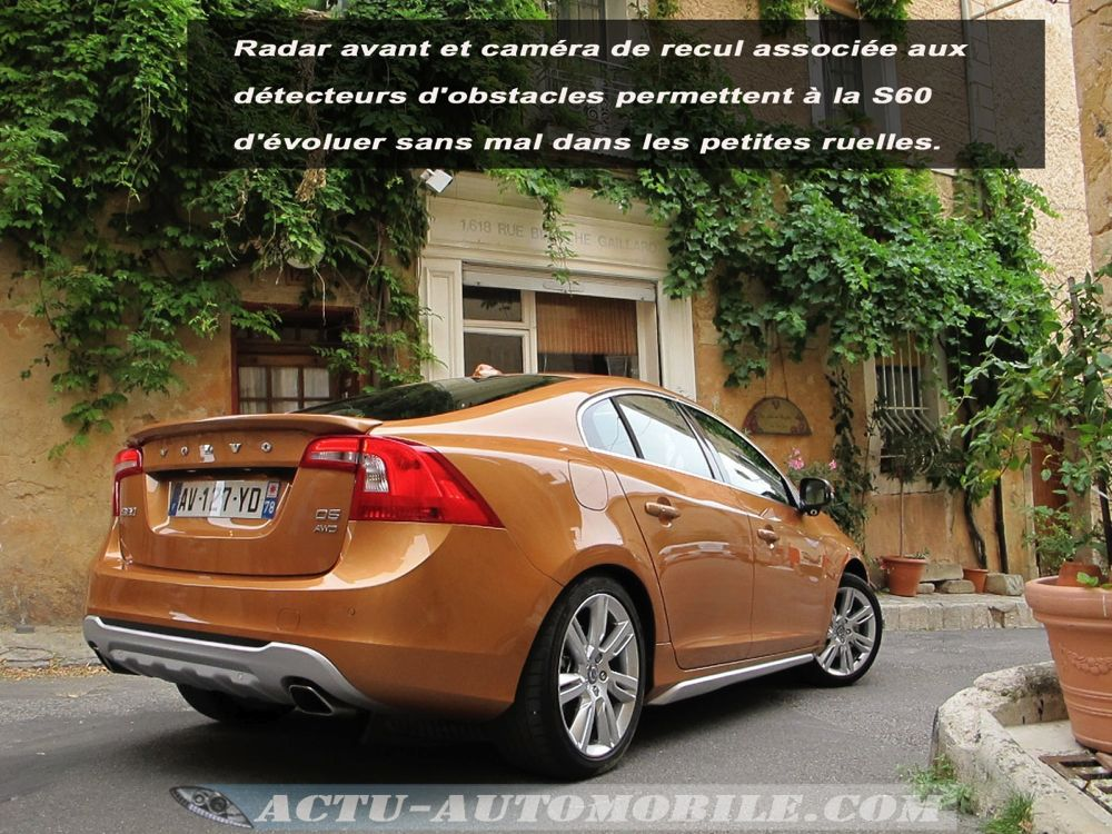 essai volvo s60 x nium d5 awd tenue de route. Black Bedroom Furniture Sets. Home Design Ideas