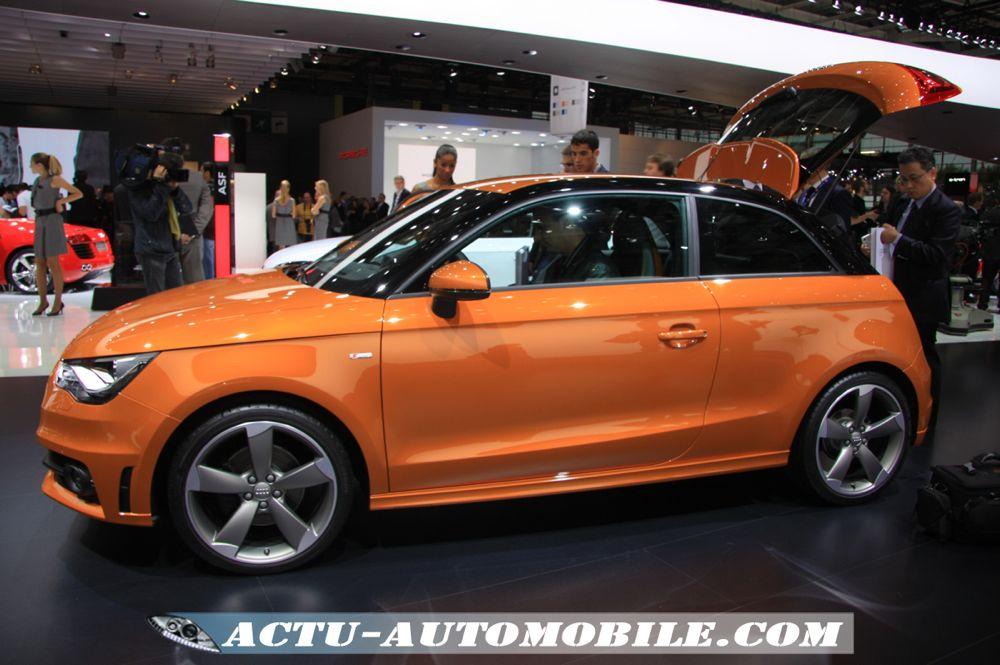 Audi A1 1 4 Tfsi 185 S Line En Attendant L Audi S1