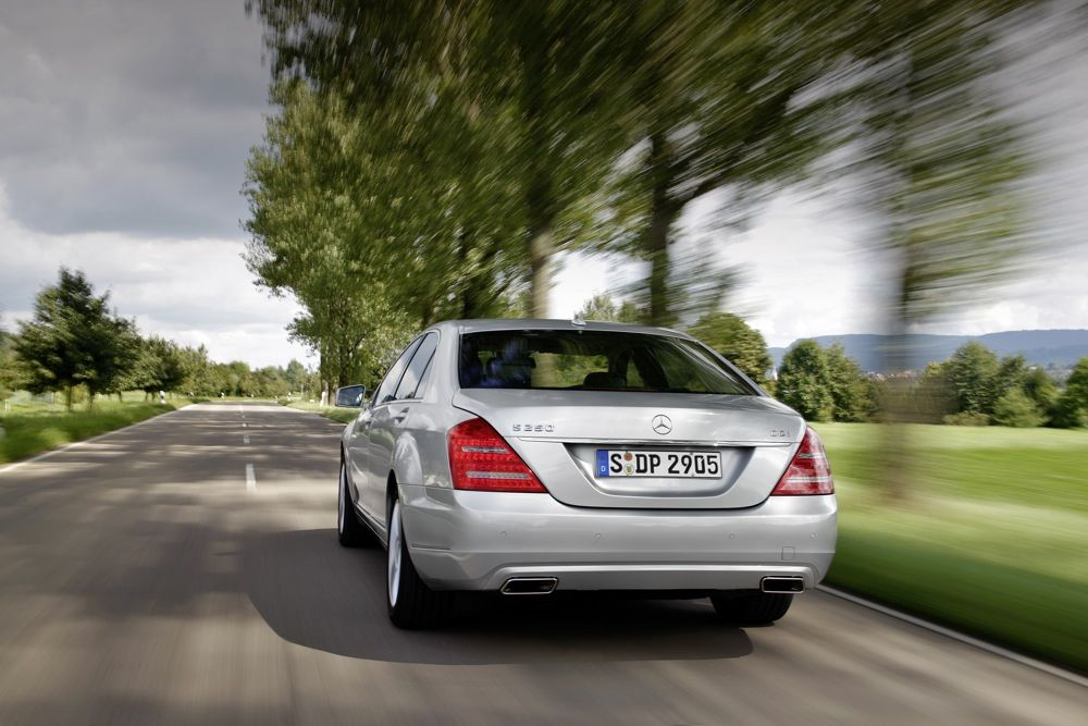 Mercedes Classe S 250 CDI