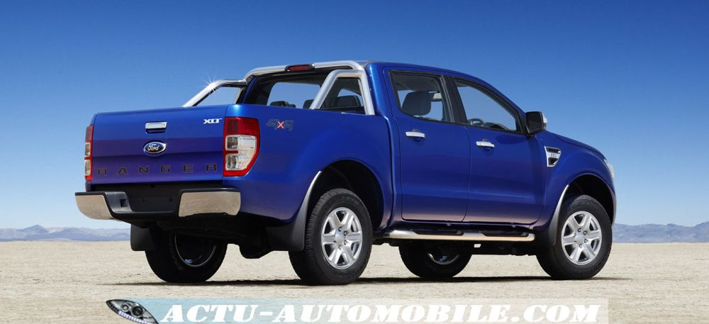 le nouveau ford ranger un pick up con u en australie actu automobile. Black Bedroom Furniture Sets. Home Design Ideas