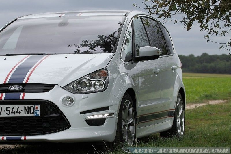 essai ford s max sport edition 2 0 scti 203. Black Bedroom Furniture Sets. Home Design Ideas