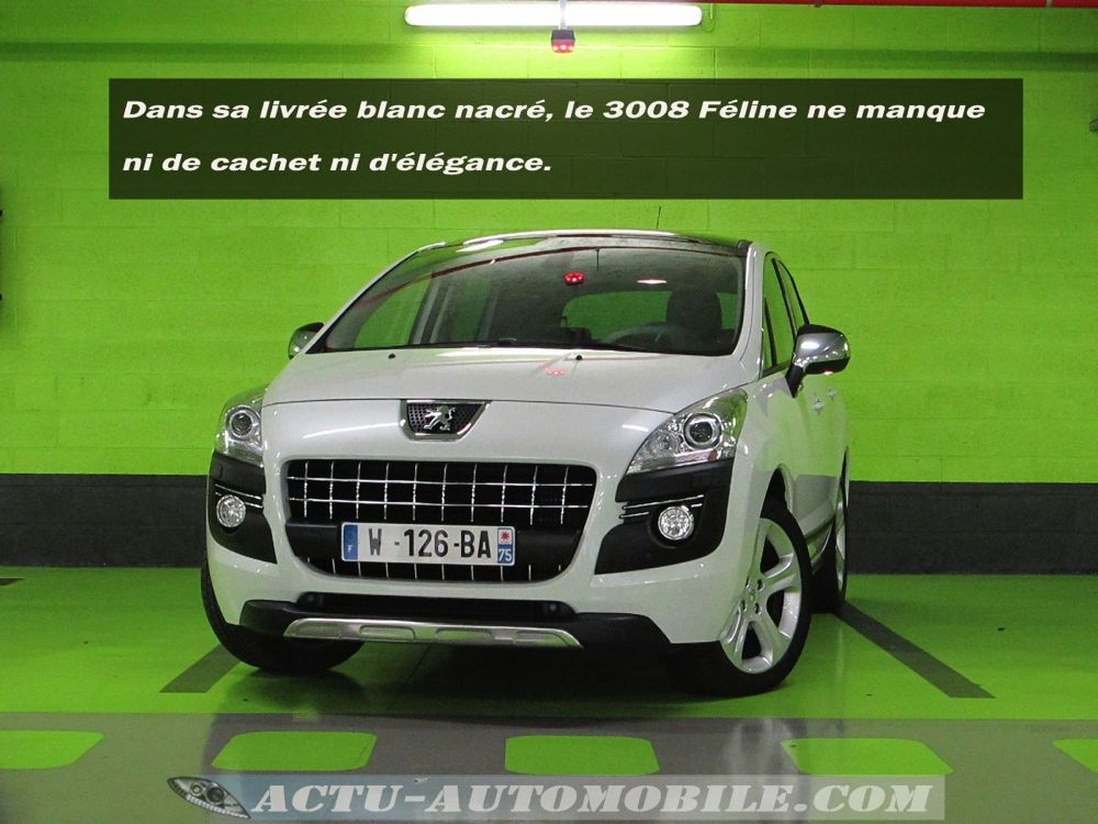 essai peugeot 3008 f line hdi 163 bva c est dans la bo te. Black Bedroom Furniture Sets. Home Design Ideas