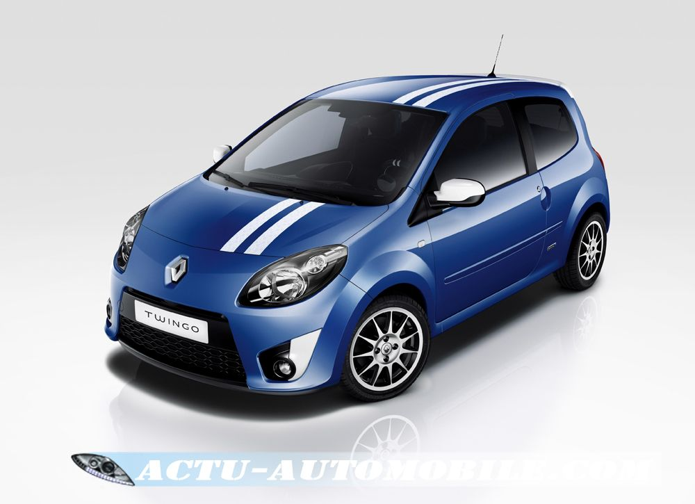 automobile gt photos gt photo twingo gordini renault. Black Bedroom Furniture Sets. Home Design Ideas
