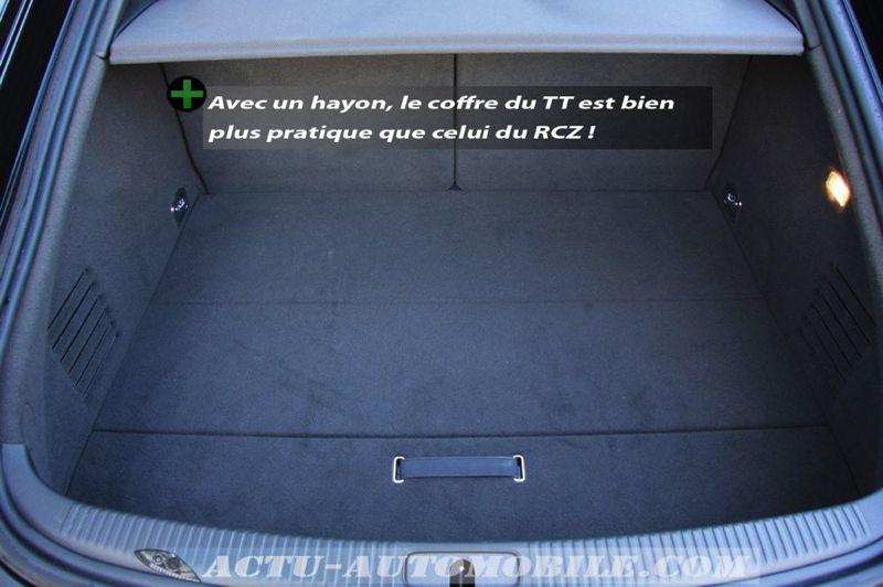essai audi tt 2 0 tfsi 211 s tronic quattro actu automobile. Black Bedroom Furniture Sets. Home Design Ideas