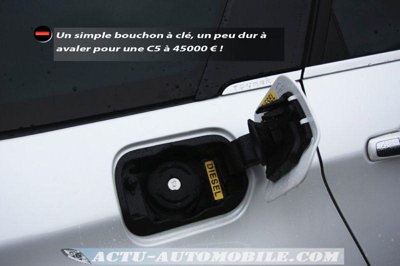 Citroën C5 HDI 200