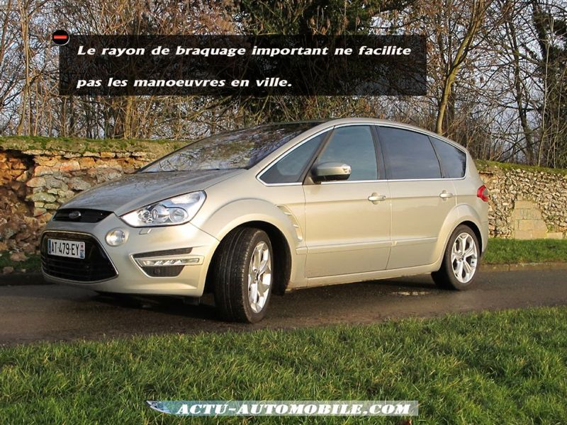 essai ford s max titanium tdci 163 powershift conduire budget actu automobile actu. Black Bedroom Furniture Sets. Home Design Ideas