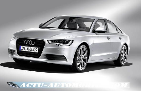 audi a6 hybrid 3 km en tout lectrique actu automobile. Black Bedroom Furniture Sets. Home Design Ideas