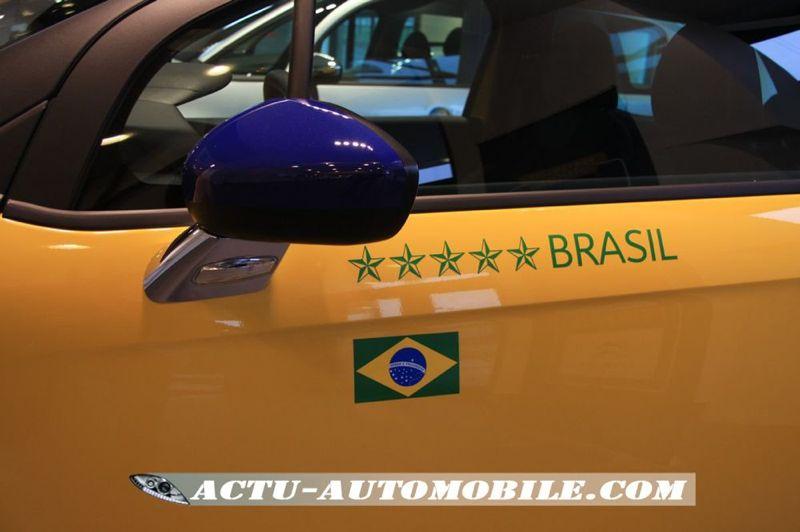 Citroën DS3 France Brésil