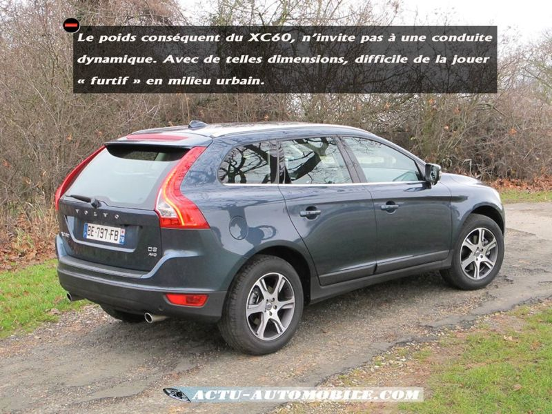 essai volvo xc60 d3 awd geartronic 6 x nium conduire budget actu automobile actu. Black Bedroom Furniture Sets. Home Design Ideas