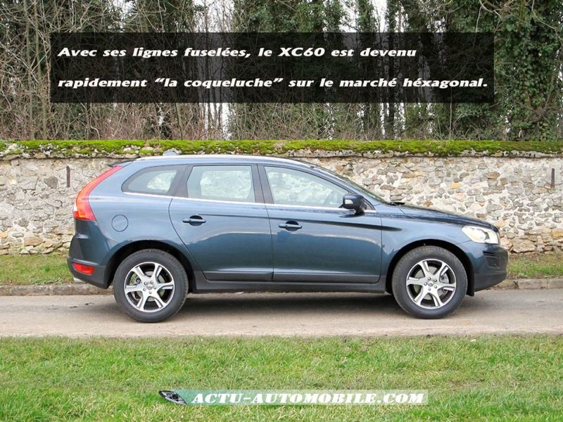 essai volvo xc60 d3 awd geartronic 6 x nium tr s fr quentable. Black Bedroom Furniture Sets. Home Design Ideas