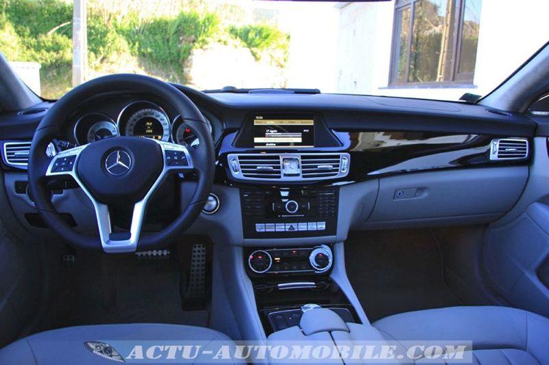 Mercedes Classe CLS
