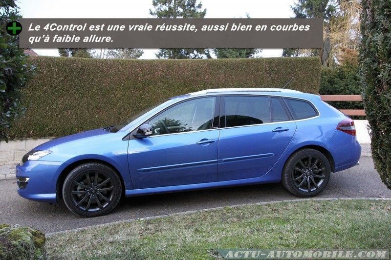essai renault laguna estate dci 180 gt 4control conduire budget actu automobile actu. Black Bedroom Furniture Sets. Home Design Ideas